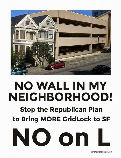 Want More Parking in SF? Be Careful What You Wish For | Streetsblog San Francisco | Fixed App News | Scoop.it