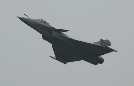 VIDEO. Le Qatar va acheter 24 avions de chasse Rafale à la France | Defense | Scoop.it