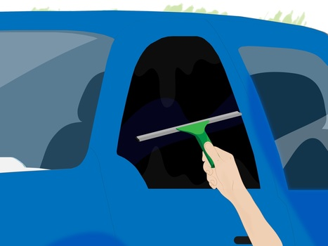 How to Tint a Car Side Window | Auto Window Tinting Tips from Atlanta's Expert Technicians | Scoop.it