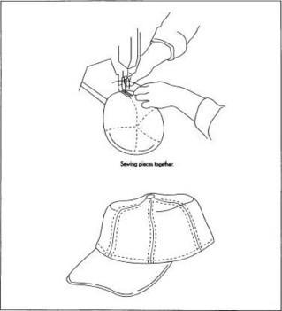 How baseball cap is made   American Goods   Scoop.it