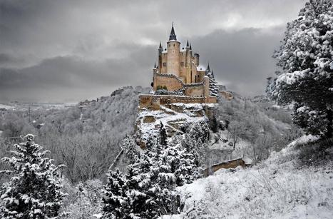 Alcazar Castle Of Segovia, Spain [Photo]   Tourist Attractions   Scoop.it