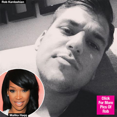 Rob Kardashian: BFF Malika Reveals How He's Really Doing With Weight Loss - Hollywood Life | HEALTHY FOR LIFE | Scoop.it