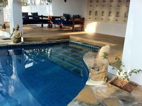 Watamu Pool - Pool steps.jpg (600x448 pixels)   Interior Design   Scoop.it