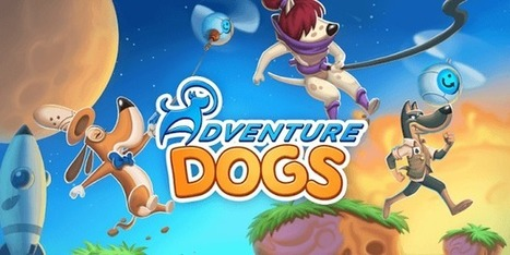 Adventure Dogs - Be ready for a challenge | Free Android Apps and games | Scoop.it