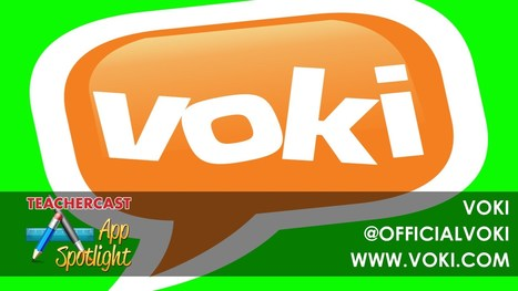 Learning how Voki can be used in classrooms of all grade levels and subject areas | @OfficialVoki · TeacherCast Educational Broadcasting NetworkbyJeffrey Bradbury | Edtech PK-12 | Scoop.it