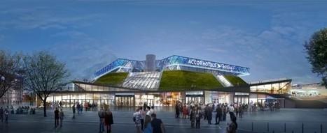 L'AccorHotels Arena ouvre ses portes - Réalisations | DVVD Architectes Ingénieurs Designers | Scoop.it