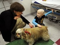 HABIT dogs make good friends in hospitals and good listeners in schools | Tennessee Libraries | Scoop.it