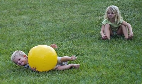 Why Children Play: The Serious Business of Having Fun | college and career ready | Scoop.it