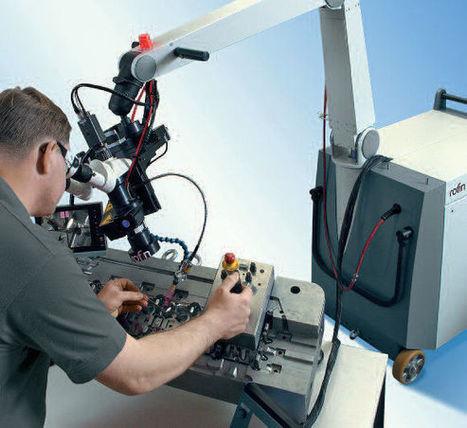 Ürünler | Lazer Sistemleri | Rofin Tool Open II Lazer Kaynak Makinası | lazermak | Scoop.it