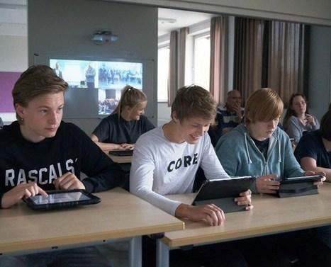 'Teleprecense' giver hul igennem til resten af verden - Folkeskolen.dk | Web2iKlassen | Scoop.it