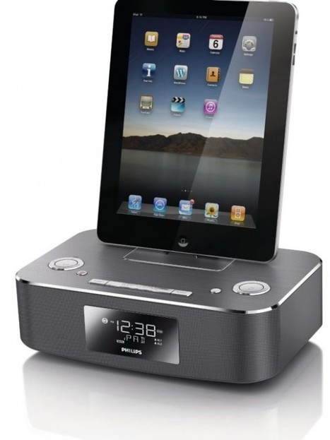 Philips Docking system for iPod, iPhone and iPad | Gadgets | Technology and Gadgets | Scoop.it