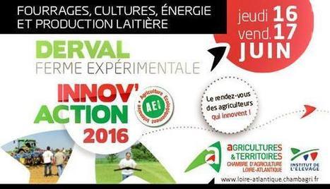 Loire-Atlantique : s'informer des découvertes et échanger à l'Innov'Action 2016 de Derval - Agri 44 | Agriculture en Pays de la Loire | Scoop.it