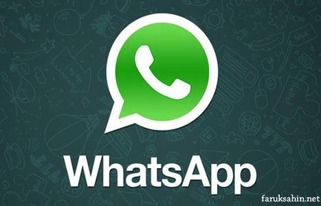 WhatsApp'tan Açıklama Geldi Artık Ücretli! - Faruk ŞAHİN   Güncel Teknoloji Blogu   Scoop.it