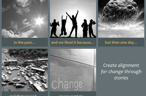 Using Storytelling in Change Management   Lean Change Management   HR, L&D Capability and Role   Scoop.it