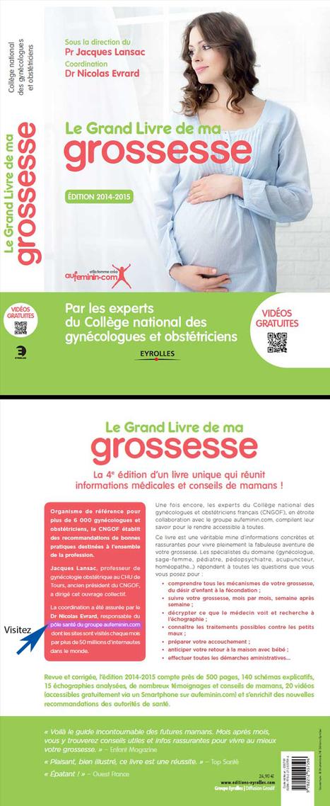 CNGOF - Le grand Livre de ma grossesse | Grossesse | Scoop.it