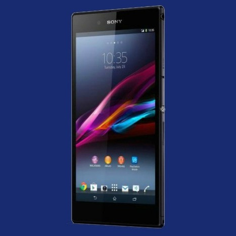 Sony's 6.4-Inch Xperia Z Ultra Can Be Used Underwater | Real Estate Plus+ Daily News | Scoop.it