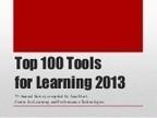 Las 100 mejores herramientas TIC 2013   Psicologia   Scoop.it