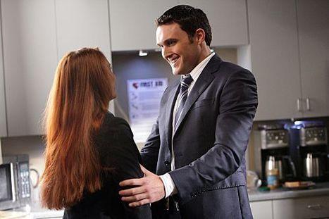 Mentaliste saison 4 : une nouvelle romance pour Rigsby - MYTF1 | Mentaliste | Scoop.it