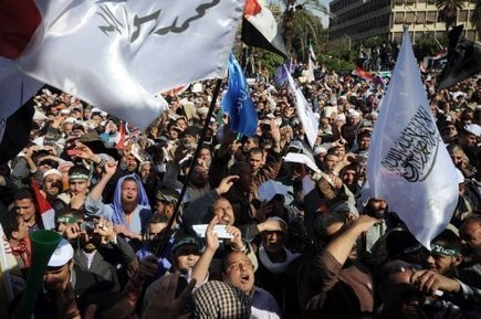 Egypt Islamist party holds pro-Morsi rally | Égypt-actus | Scoop.it