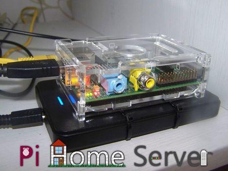Ultimate Pi Home Server   Home Server   Scoop.it
