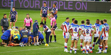 NRL: McKinnon placed in induced coma - Sport - NZ Herald News | Violence in Sports | Scoop.it