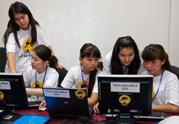 Who are the Tech Age Girls? | educational technology | Scoop.it