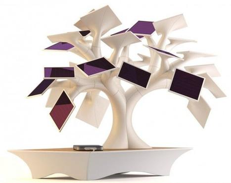 Electree: un bonsai que genera electricidad   Noticias de ecologia y medio ambiente   Help and Support everybody around the world   Scoop.it