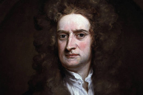 9 Things You May Not Know About Isaac Newton — HISTORY Lists | Eminent Men | Scoop.it