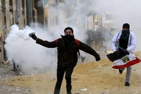 En images : manifestations du 25 janvier 2013 (Le Parisien) | Égypt-actus | Scoop.it