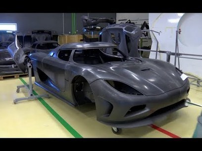 INSIDE KOENIGSEGG | The DATZ Blast | Scoop.it