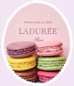 Ladurée concocte son maquillage | Les Gentils PariZiens : style & art de vivre | Scoop.it