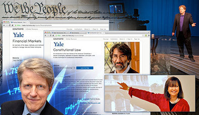 Enrollment now open for Yale's new generation of online courses | Library Collaboration | Scoop.it