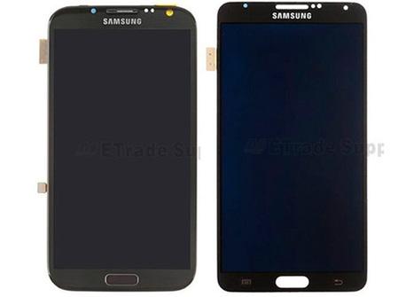 Comparan la pantalla del Samsung Galaxy Note 3 con la del Galaxy ... - tuexperto.com | Samsung Note 3 | Scoop.it