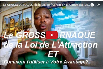 Vidéo: La GROSSE ARNAQUE de la Loi de l'Attraction | La loi de l'attraction | La loi de l'attraction | Scoop.it
