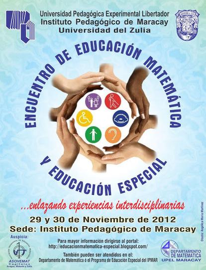 Educación Matemática-Especial | discapacidad y esducación | Scoop.it