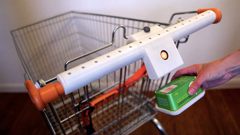 A Shopping Cart That Guides You To Good Food Decisions | Sustainable Futures | Scoop.it