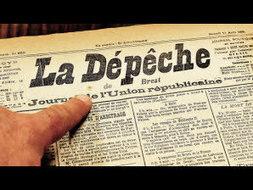 Archives du Finistère. La presse locale de 1800 à 1944 en ligne | Nos Racines | Scoop.it