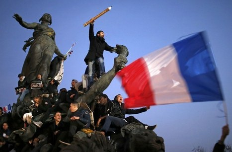 Paris Anti-Terror Demonstration Is The Biggest March In French History | Daily Crew | Scoop.it
