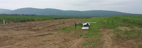 Lancement du Laboratoire de télédétection environnementale par drone de l'INRS | Eau Terre Environnement | Fédération Belge du Drone civil | Scoop.it