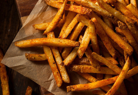 Recipe: Spicy Oven-Baked French Fries | itsyourbiz | Scoop.it