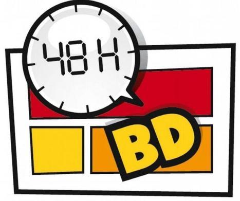 Ce week-end c'est les 48h BD! | Juliemag | Actualité littéraire | Scoop.it