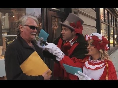 """""""Billy on the Street"""" Sneak Peek with Billy Eichner   Extra Income   Scoop.it"""