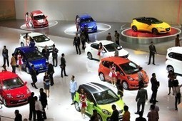 Cheap Models Boost Indonesia Car Sales - The Jakarta Globe | Thai & Indonesia auto | Scoop.it