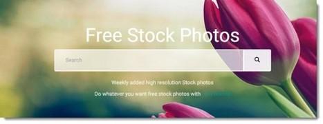 Megapixelstock, fotografías de dominio público para proyectos creativos | Claves del Nuevo Marketing | Scoop.it