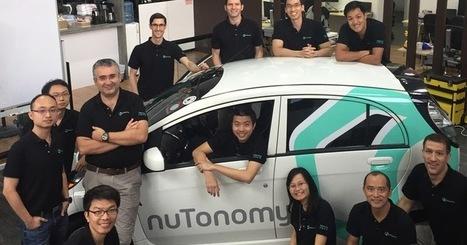 Prvi samovozeći taxi u Singapuru | Otkup automobila | otkupautomobila.com | Otkup automobila | Scoop.it