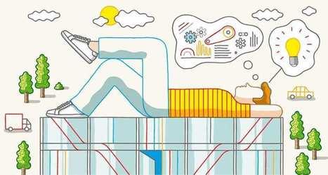 Comme à la maison dans mon entreprise | Créativité, Innovation et Prospective | Scoop.it