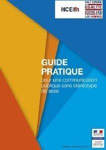 Français : un guide pratique pour une langue non sexiste | Vie scolaire | Scoop.it
