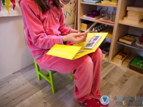 Vie pratique #1: Porter une chaise, s'installer à une table, porter une table à deux | La Semaine Montessori | Bouge ma vie - Montessori | Scoop.it