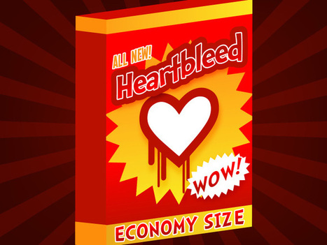 Heartbleed, The First Security Bug With A Cool Logo - TechCrunch | Italian Startups | Scoop.it