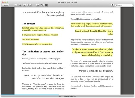 How to Get Your Kindle Highlights into Evernote | offene ebooks & freie Lernmaterialien (epub, ibooks, ibooksauthor) | Scoop.it